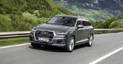 Audi Q7 tecnologia mild-hybrid