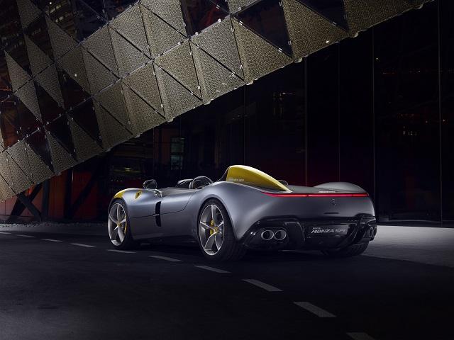 Barchetta Ferrari Monza SP1