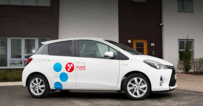 Car sharing Yuko Toyota