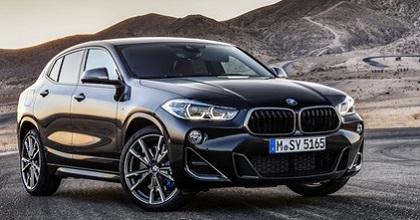 Caratteristiche di BMW X2 M35i