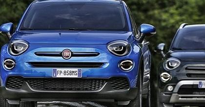 finanziamento Buy By the Mile con il lancio della nuova Fiat 500x