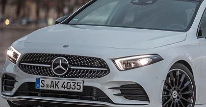 Caratteristiche nuova Mercedes Classe A ibrida