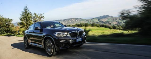 Comfort nuova BMW X4