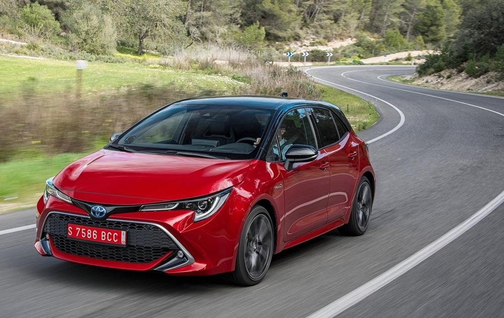 Consumi Toyota Corolla ibrida
