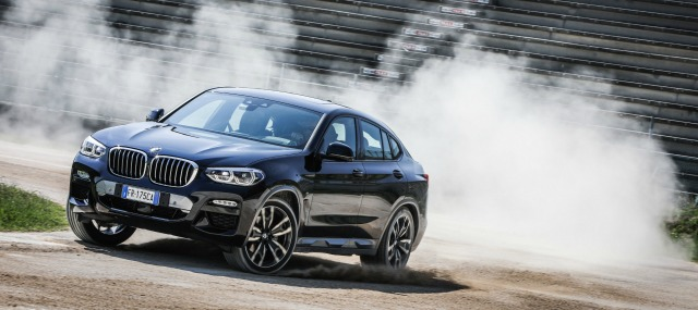 Efficienza nuova BMW X4