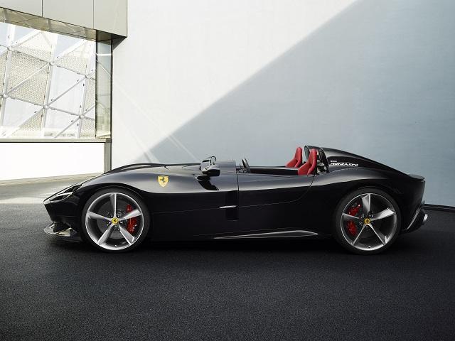 Motore di Ferrari Monza SP2