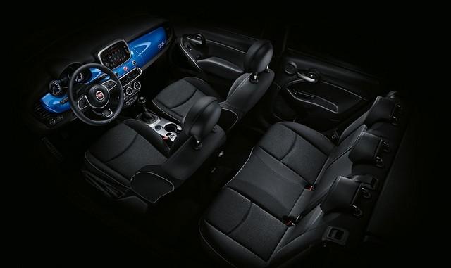Interni di Fiat 500X 2019
