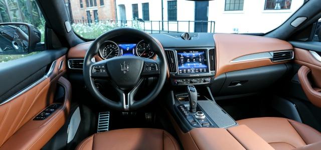 Gamma Maserati 2019 tecnologia