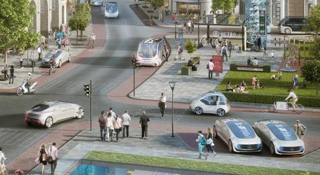 Guida autonoma Bosch