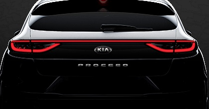 Motori di Nuova Kia Proceed 2019