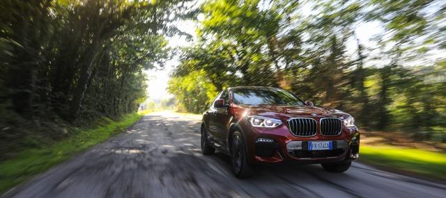 Motori nuova BMW X4