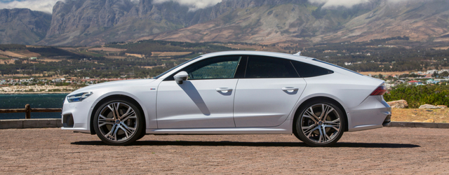 Nuova Audi A7 Sportback con motori mild hybrid