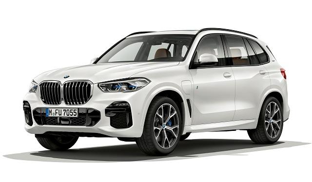 Nuova BMW X5 ibrida 2019
