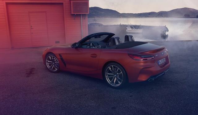 Motore di BMW Z4 M40i