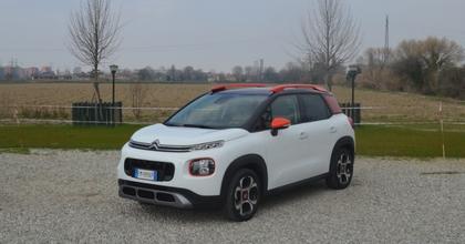 Nuova Citroën C3 Aircross 2018
