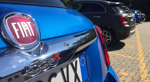 Nuova Fiat 500X 2019 B-Suv