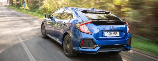 Nuova Honda Civic diesel