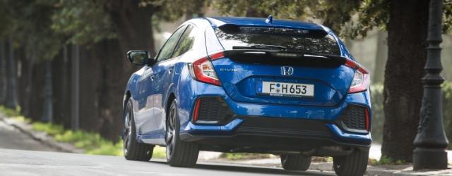 Nuova Honda Civic diesel 2018