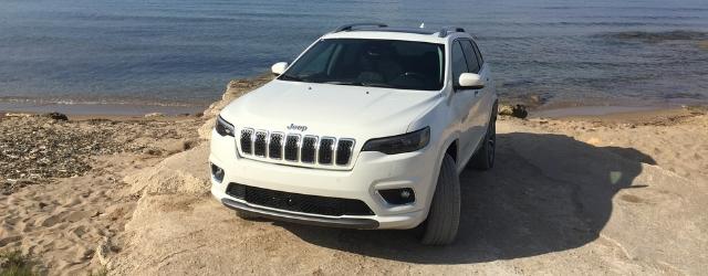 Nuova Jeep Cherokee 2019 statica