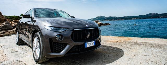 Nuova Maserati Levante MY 2019
