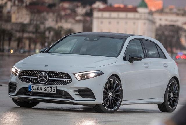 Mercedes Classe A ha ottenuto 5 stelle nella valutazione sulla sicurezza di Euro NCAP