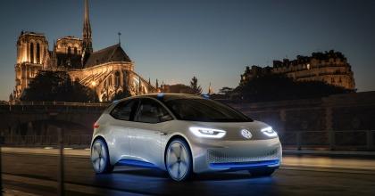 Nuova Volkswagen ID su strada