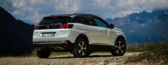Peugeot 3008 cambio automatico