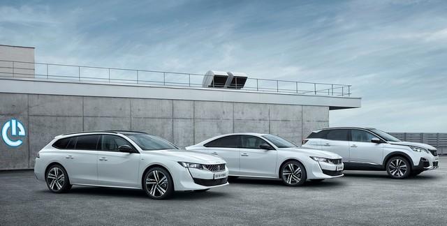 Come funzionano le nuove auto ibride plug-in Peugeot