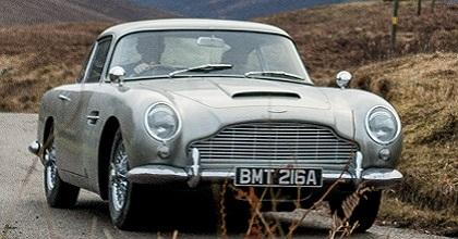 Prezzo di Aston Martin DB5
