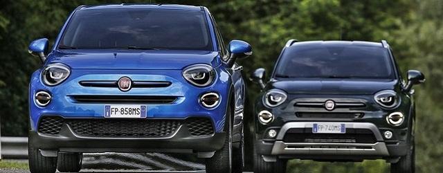 Nuouva Fiat 500X e il finanziamento Buy By the Mile