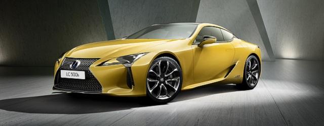 Prezzo di Lexus LC Yellow Edition