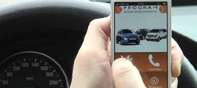 Autonoleggio Program car rental