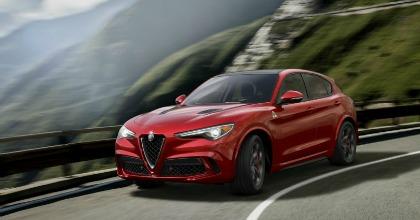 Alfa Romeo Stelvio eletto suv dell'anno 2018