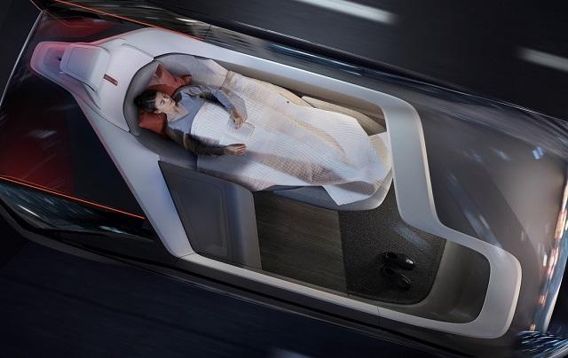 Coperta di sicurezza Volvo