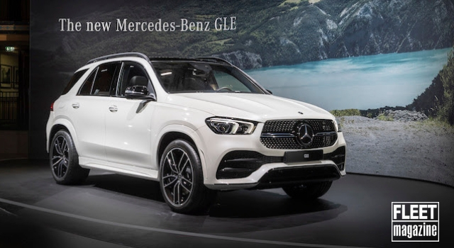 Nuova Mercedes GLE al Salone di Parigi 2018