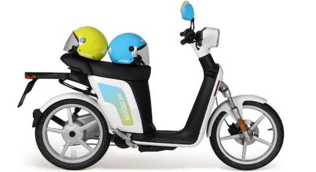 Askoll crea il nuovo design dello scooter elettrico di eCooltra