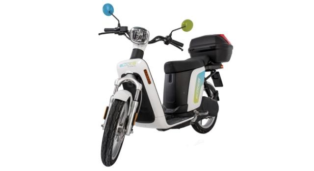 Askoll produce il nuovo scooter elettrico di eCooltra