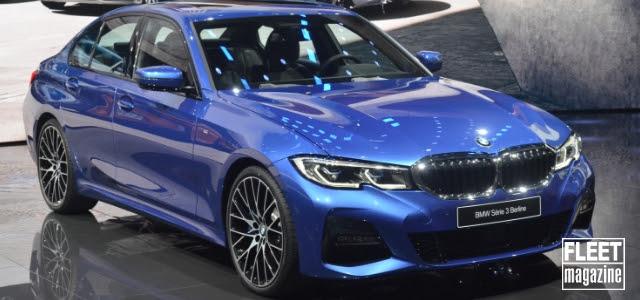 BMW Serie 3 al Salone di Parigi 2018