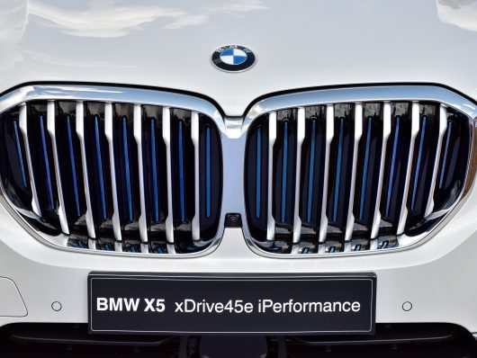 BMW X5 iPerformance ibrida 2019