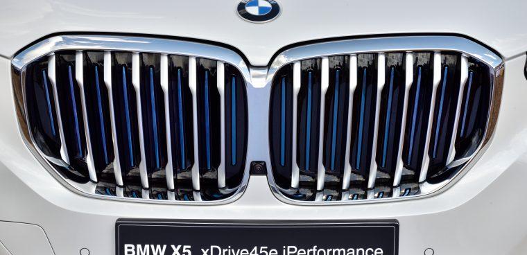 BMW X5 iPerformance ibrida 2019