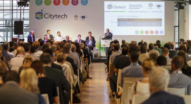 conferenza Citytech 2018