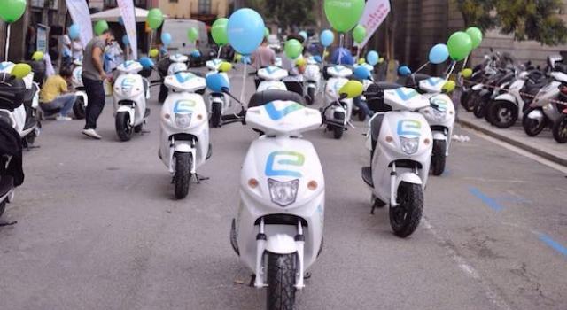eCooltra raggiunge i 500 mila utenti con il servizio di scooter sharing elettrico