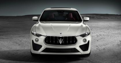 esterni nuova Maserati GTS 2018