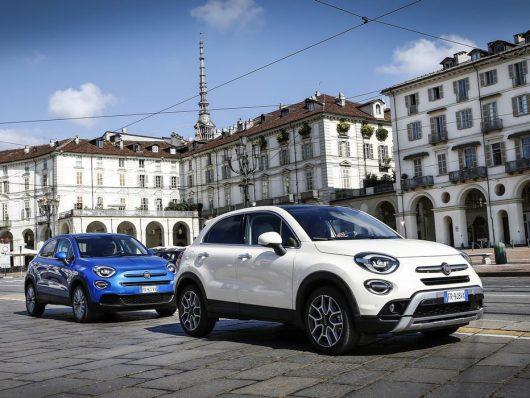 Nuova Fiat 500X Suv GPL più economici