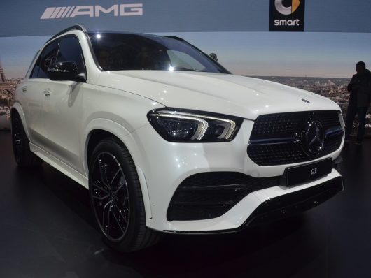 Mercedes GLE al Salone dell'automobile di Parigi 2018