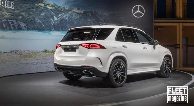 Caratteristiche di nuova Mercedes GLE