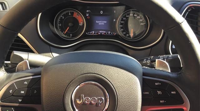 motori nuova jeep cherokee 2019