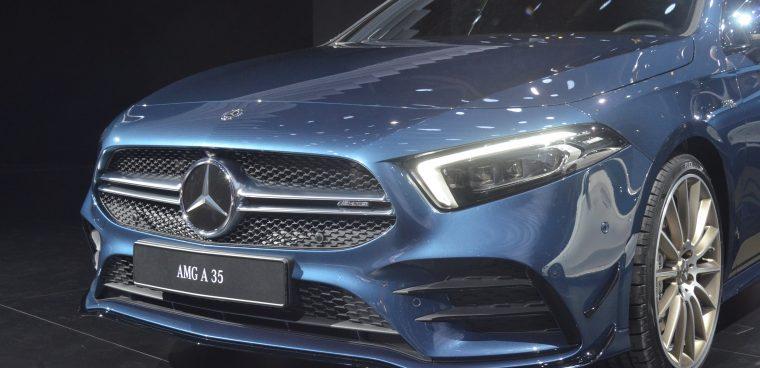 Le novità di Mercedes al Salone di Parigi 2018