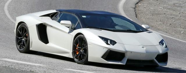 nuova Lamborghini Aventador 2019