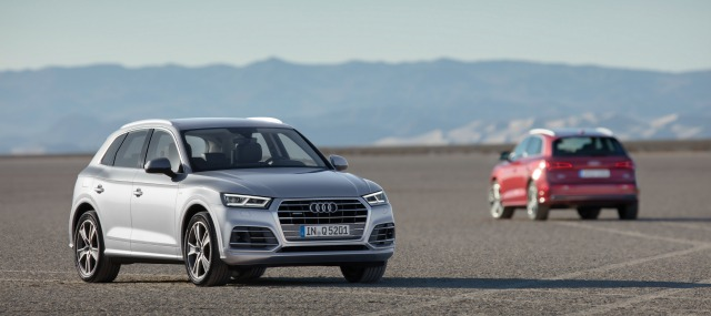 nuova Q5 gamma Q Audi